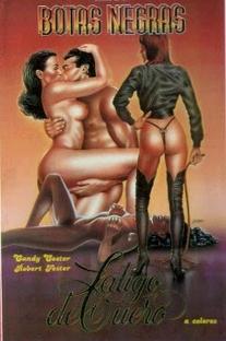 Botas Negras, Chicote De Couro - Poster / Capa / Cartaz - Oficial 1