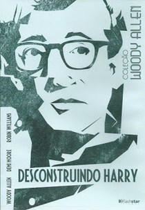 Desconstruindo Harry - Poster / Capa / Cartaz - Oficial 7