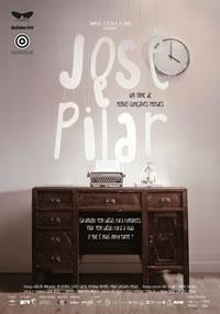 José e Pilar - Poster / Capa / Cartaz - Oficial 2
