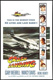 Crash Landing - Poster / Capa / Cartaz - Oficial 1