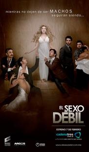 Sexo Forte, Sexo Frágil - Poster / Capa / Cartaz - Oficial 1