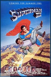 Superman III - Poster / Capa / Cartaz - Oficial 2
