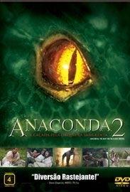 Anaconda 2 - A Caçada pela Orquídea Sangrenta - Poster / Capa / Cartaz - Oficial 2