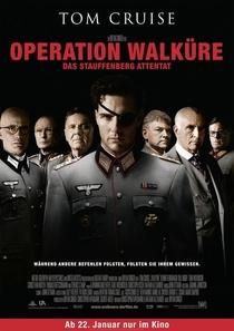 Operação Valquíria - Poster / Capa / Cartaz - Oficial 6