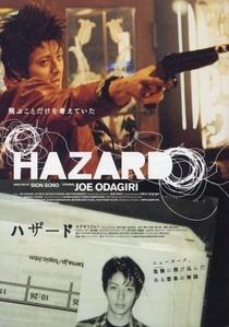 Hazard - Poster / Capa / Cartaz - Oficial 2