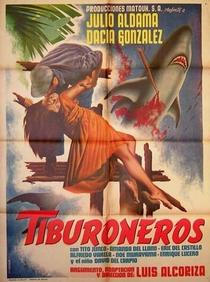 Tiburoneros - Poster / Capa / Cartaz - Oficial 1