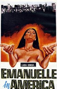 Emanuelle na América - Poster / Capa / Cartaz - Oficial 1