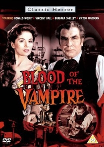 Blood of the Vampire - Poster / Capa / Cartaz - Oficial 2