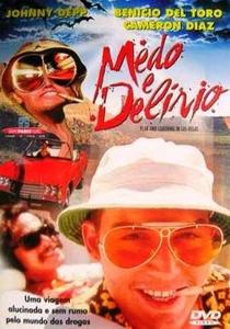 Medo e Delírio - Poster / Capa / Cartaz - Oficial 4