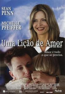 Uma Lição de Amor - Poster / Capa / Cartaz - Oficial 3