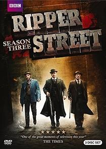 Ripper Street (3° Temporada) - Poster / Capa / Cartaz - Oficial 3