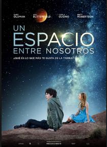O Espaço Entre Nós - Poster / Capa / Cartaz - Oficial 7