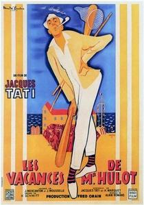 As Férias do Sr. Hulot - Poster / Capa / Cartaz - Oficial 7