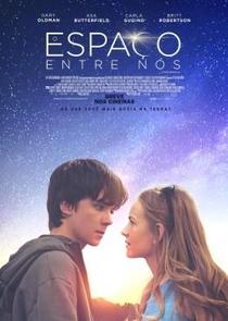 O Espaço Entre Nós - Poster / Capa / Cartaz - Oficial 2