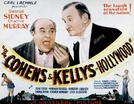 Forasteiros de Hollywood (The Cohens and Kellys in Hollywood)
