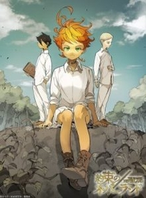 The Promised Neverland - Poster / Capa / Cartaz - Oficial 3