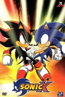 Sonic X (3ª Temporada) - Poster / Capa / Cartaz - Oficial 1