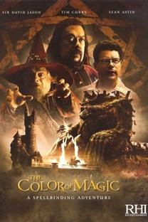 A Cor da Magia - Poster / Capa / Cartaz - Oficial 2