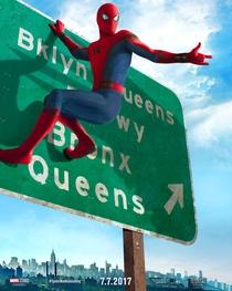 Homem-Aranha: De Volta ao Lar - Poster / Capa / Cartaz - Oficial 14