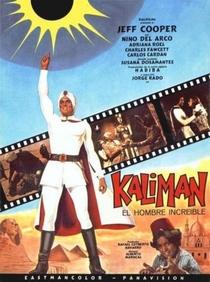 O Incrível Kaliman - Poster / Capa / Cartaz - Oficial 1
