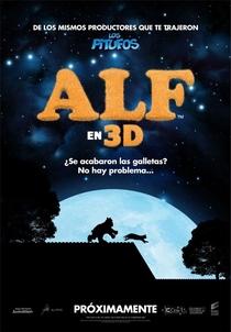 Alf, O Eteimoso - O Filme - Poster / Capa / Cartaz - Oficial 1