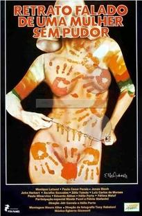 Retrato Falado de uma Mulher Sem Pudor - Poster / Capa / Cartaz - Oficial 1