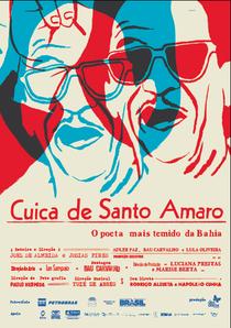 Cuíca de Santo Amaro - O Poeta Mais Temido da Bahia - Poster / Capa / Cartaz - Oficial 1