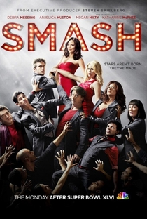 Smash (1ª Temporada) - Poster / Capa / Cartaz - Oficial 1