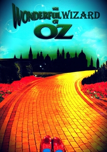 The Wonderful Wizard of Oz: Documentary - Poster / Capa / Cartaz - Oficial 1