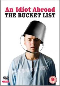 An Idiot Abroad (2ª Temporada) - Poster / Capa / Cartaz - Oficial 1
