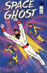 Space Ghost - Poster / Capa / Cartaz - Oficial 1