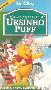 A Maior Aventura do Ursinho Puff - Poster / Capa / Cartaz - Oficial 1