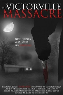 The Victorville Massacre - Poster / Capa / Cartaz - Oficial 1
