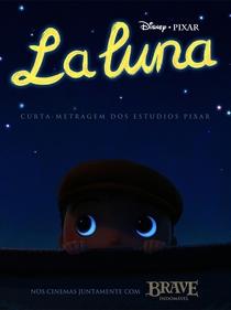 A Lua - Poster / Capa / Cartaz - Oficial 3