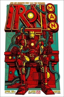 Homem de Ferro 2 - Poster / Capa / Cartaz - Oficial 10