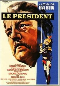 O Presidente - Poster / Capa / Cartaz - Oficial 1