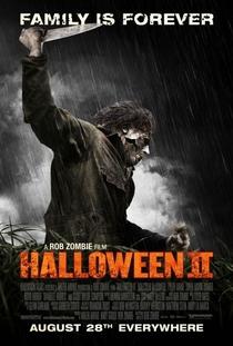 Halloween 2 - Poster / Capa / Cartaz - Oficial 1