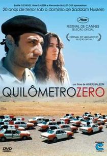 Quilômetro Zero - Poster / Capa / Cartaz - Oficial 1