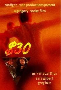 $30 - Poster / Capa / Cartaz - Oficial 1