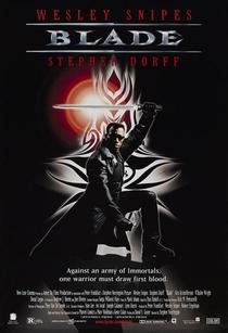 Blade - O Caçador de Vampiros - Poster / Capa / Cartaz - Oficial 3