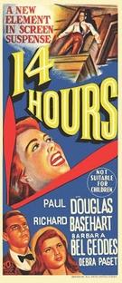 Horas Intermináveis - Poster / Capa / Cartaz - Oficial 3