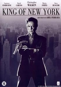 O Rei de Nova York - Poster / Capa / Cartaz - Oficial 3