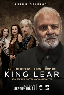 King Lear - Poster / Capa / Cartaz - Oficial 1