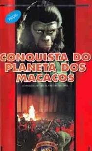 Conquista do Planeta dos Macacos - Poster / Capa / Cartaz - Oficial 4