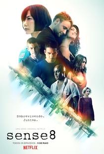 Sense8 (2ª Temporada) - Poster / Capa / Cartaz - Oficial 1
