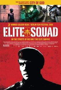 Tropa de Elite - Poster / Capa / Cartaz - Oficial 2