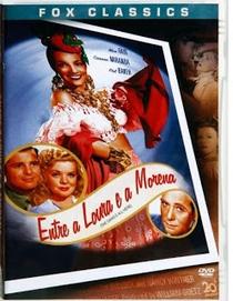 Entre a Loura e a Morena - Poster / Capa / Cartaz - Oficial 4