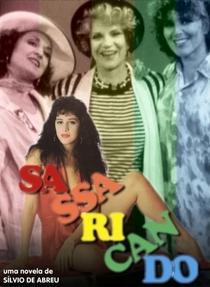 Sassaricando - Poster / Capa / Cartaz - Oficial 1