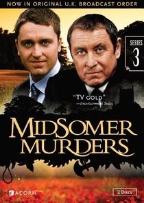 Midsomer Murders (3ª Temporada) - Poster / Capa / Cartaz - Oficial 1