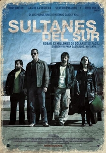 Sultões do Sul - Poster / Capa / Cartaz - Oficial 1